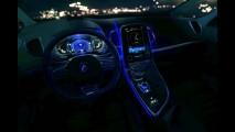 Veja a primeira imagem interna do novo Renault Espace 2015