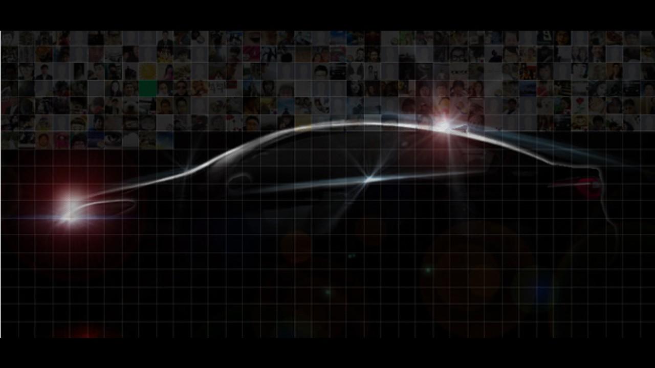 Novo Kia Cerato 2013: Primeiras imagens oficiais