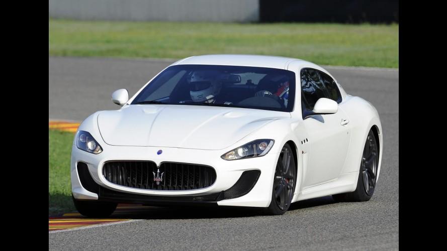 Galeria de Fotos: Maserati GranTurismo MC Stradale 2012