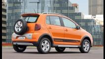 Novo CrossFox chega à Argentina com ABS e Airbag com preço equivalente a R$ 35.420