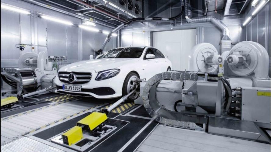 """Mercedes-AMG """"53"""", in arrivo l'ibrido di Affalterbach"""