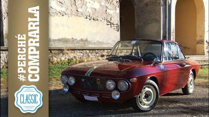 Lancia Fulvia, perché comprarla... Classic [VIDEO]