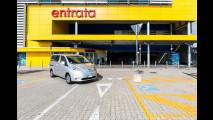 Nissan, colonnina elettrica ad IKEA Padova