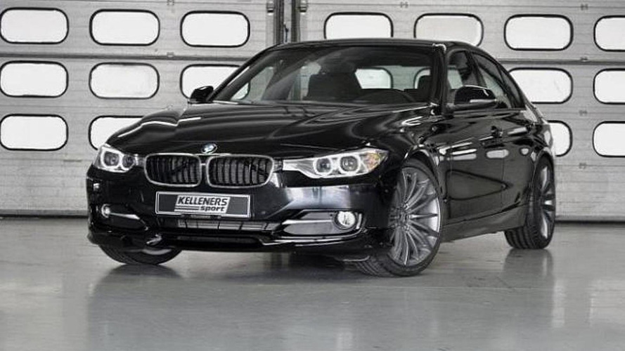 BMW 3-Series (F30) tuned by Kelleners Sport