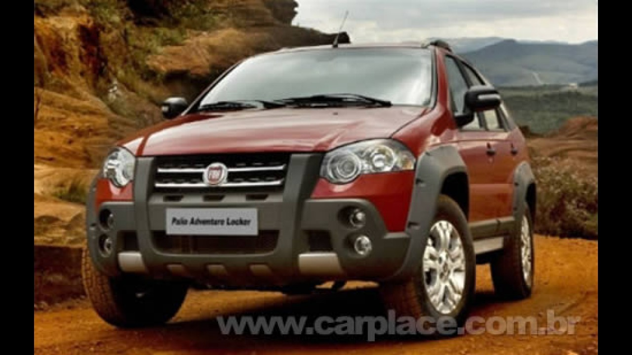 Fiat lança Palio Adventure Locker e Bravo na Colômbia - Mas e no Brasil?