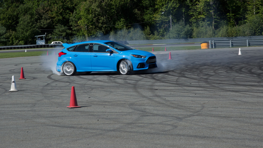 Mercedes-AMG Boss Doesn't Think Highly Of Focus RS Drift Mode