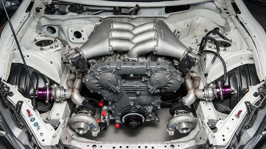 Nissan GT-R motorlu Street FX Toyota GT86