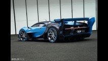 Bugatti Vision Gran Turismo Concept