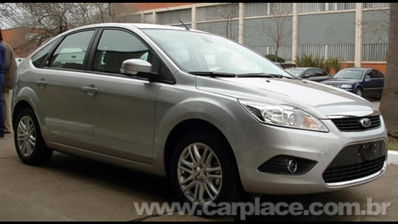 Nova tabela de preços da Ford - Novo KA sai por 24.510 e Novo Focus por 54.470