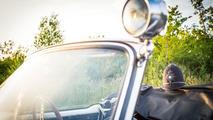 1962 Triumph TR4 Police Car