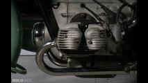 Zundapp KS601 with Steib Sidecar