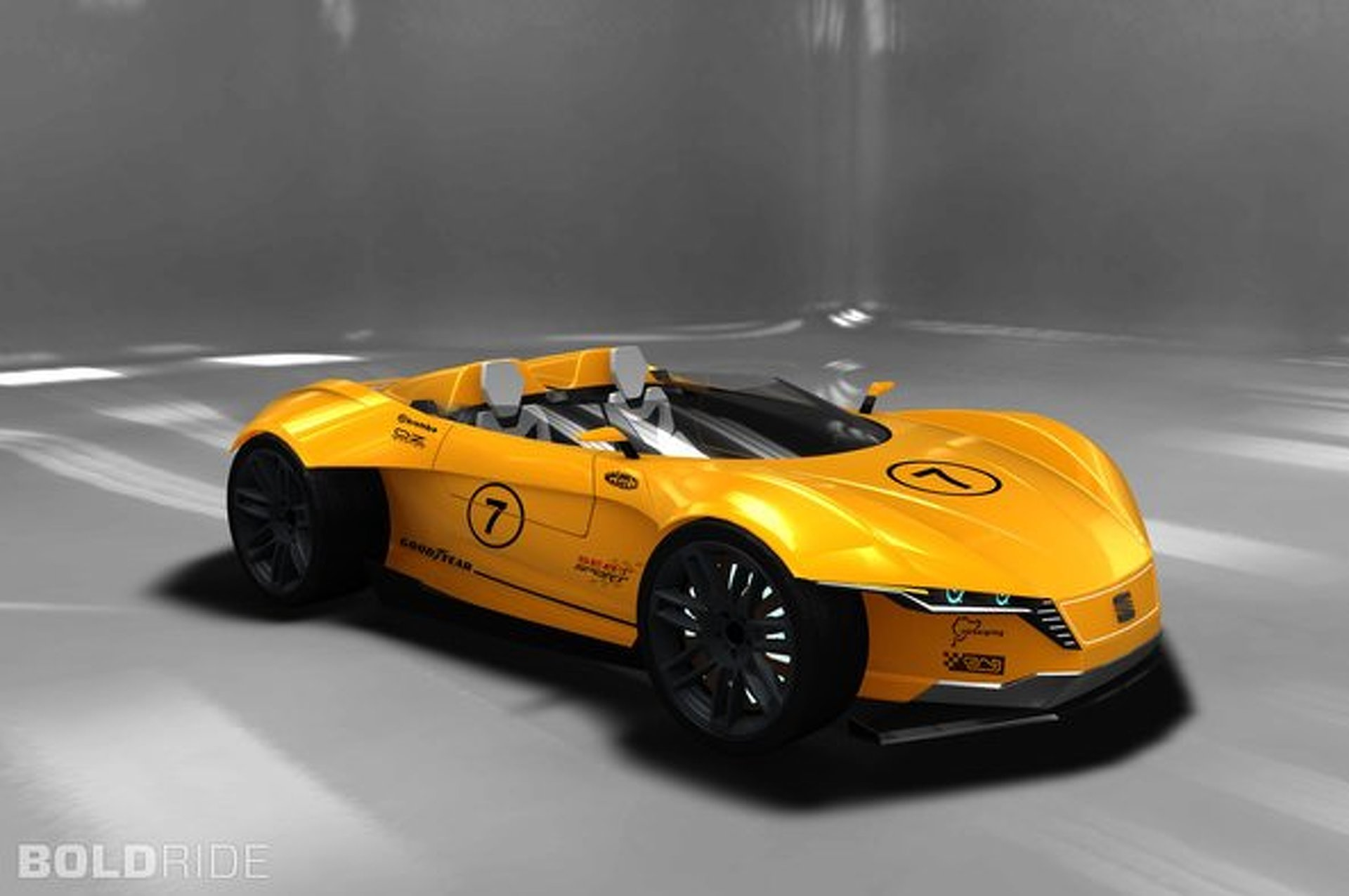 SEAT Axon Concept Previews A Sportier Future for the Spanish Brand