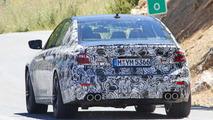 2018 BMW M5 spy photo