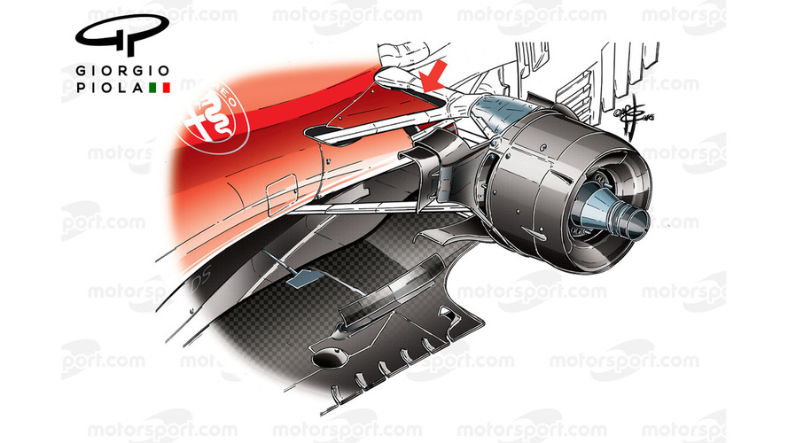 Technical debrief: The updates that put Ferrari in the fight