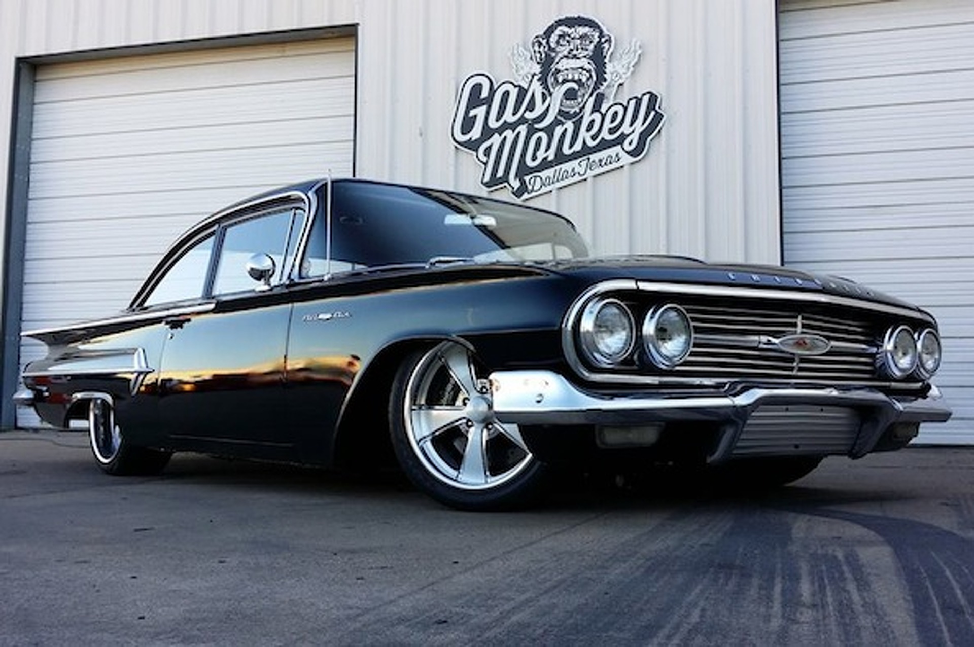 2018 chevrolet bel air. plain 2018 gas monkey garage builds one big bold chevy bel air inside 2018 chevrolet bel air