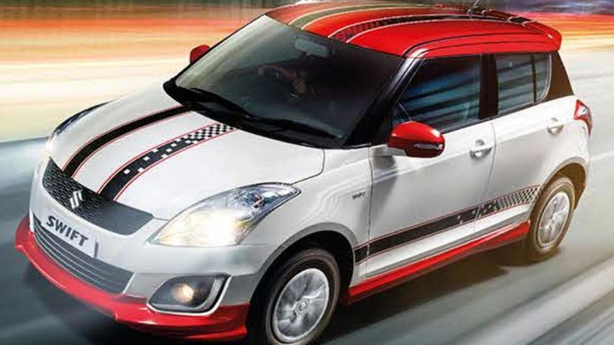 Suzuki Swift gets … Glory special edition