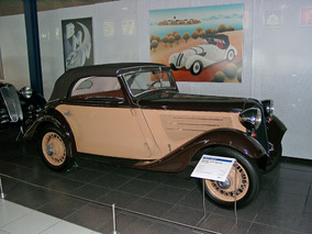 BMW 319/1 Roadster