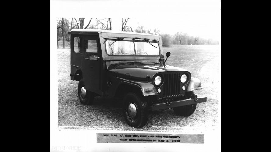 Jeep Dispatcher
