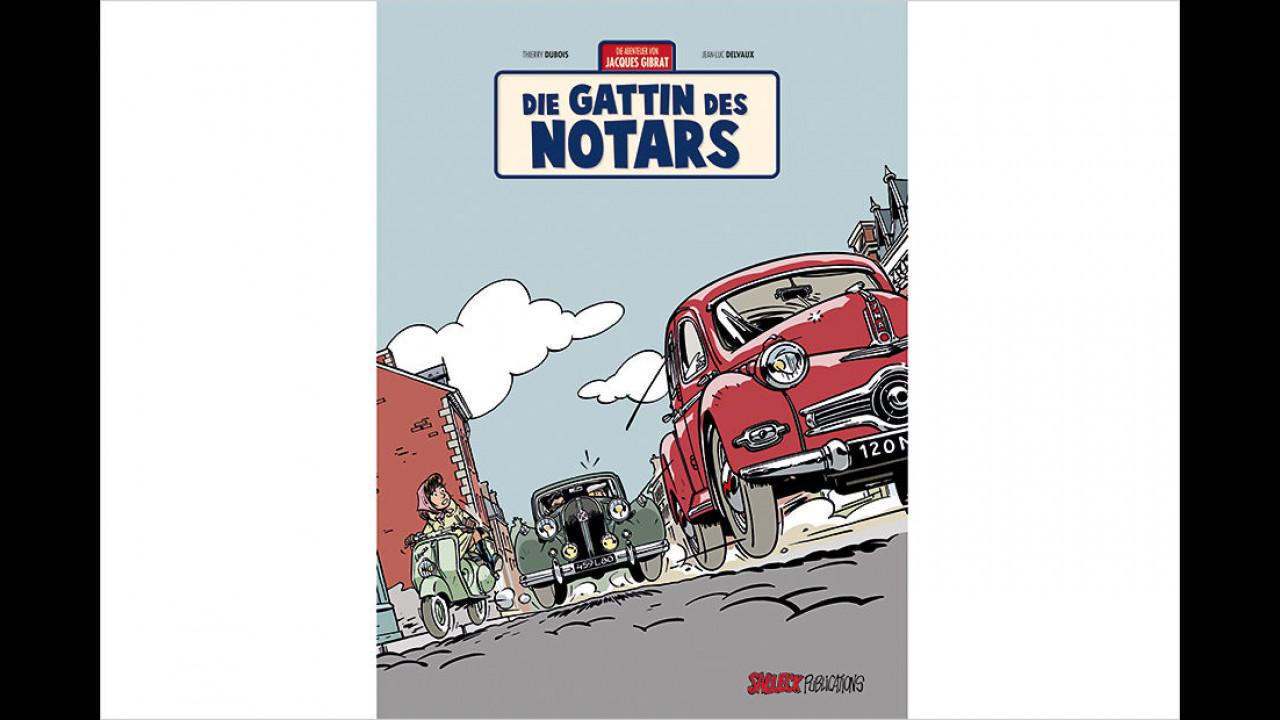 Dubois/Delvaux: Die Gattin des Notars