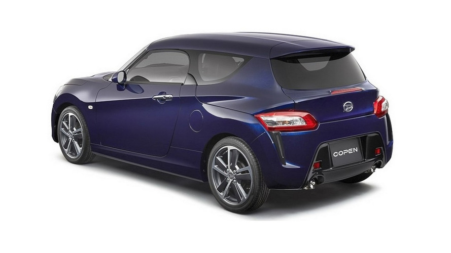 Daihatsu previews Copen Coupe and Shooting Brake concepts
