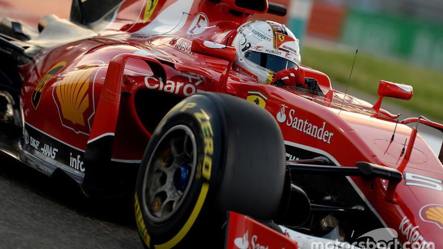 Vettel back testing for Ferrari at Fiorano