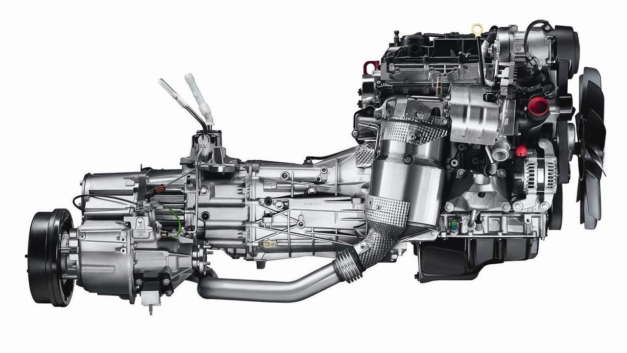Land Rover 2.2-liter diesel engine- 12.8.2011