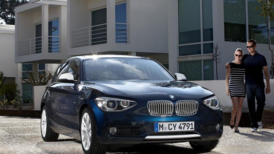 BMW 1-Series sedan coming in 2017 - report