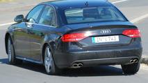 New Audi S4 Spied