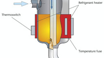 Toyota Hot Gas Heater
