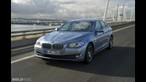 BMW 5-Series ActiveHybrid