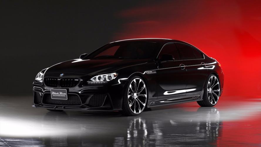 Wald BMW 6-Series Gran Coupe