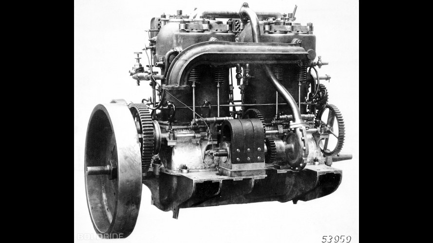Mercedes-Benz Mercedes 35 hp