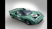 Ford GT40 Works Prototype Roadster