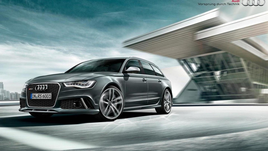 Audi RS6 Avant Plus with 608 HP in the works