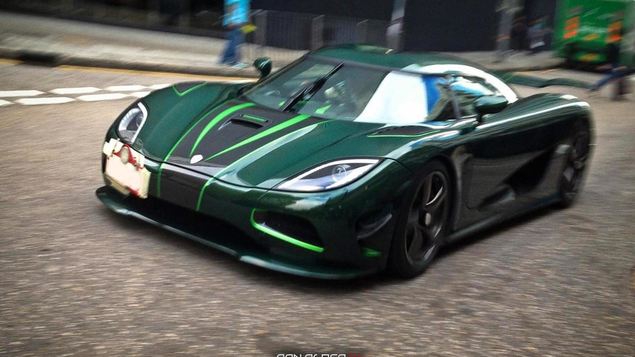 Koenigsegg Agera S first photos emerge