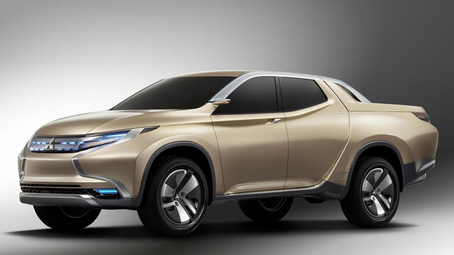 Fiat announces plans for mid-size pickup truck based on next-gen Mitsubishi L200
