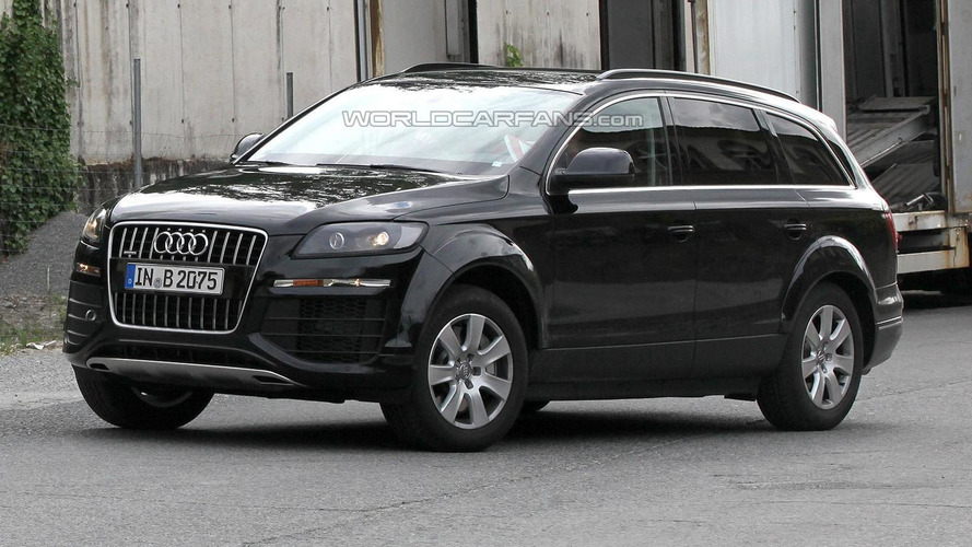 Audi Q7 delayed for an emergency redesign - report