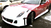 Ferrari 599 GTO spy photo - 634 - 08.02.02010