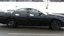 2011 Mercedes CLS Prototype Spy Photo