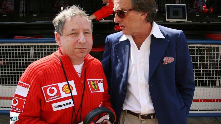Todt - 'no problems' with Ferrari's Montezemolo