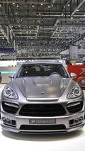 Hamann Guardian based on Porsche Cayenne live in Geneva - 02.03.2011