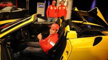 Ferrari name road car in F1 title tribute