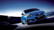 Vauxhall Corsa VXR Blue - 1.17.2011