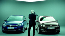 Special edition VW Polo and Golf STYLE presented by designer Karl Lagerfeld