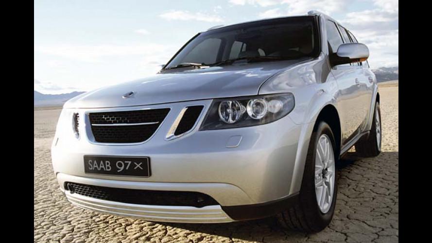 Saab 9-7X: Luxus-SUV feiert Weltpremiere in New York