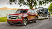 2018 Chevrolet Tahoe Custom
