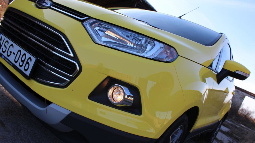 Ford EcoSport 1.0 Ecoboost Titanium: Quasimodo köztünk él!