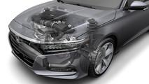 2018 Honda Accord 2.0 Turbo