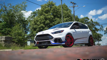 Roush Ford Focus RS