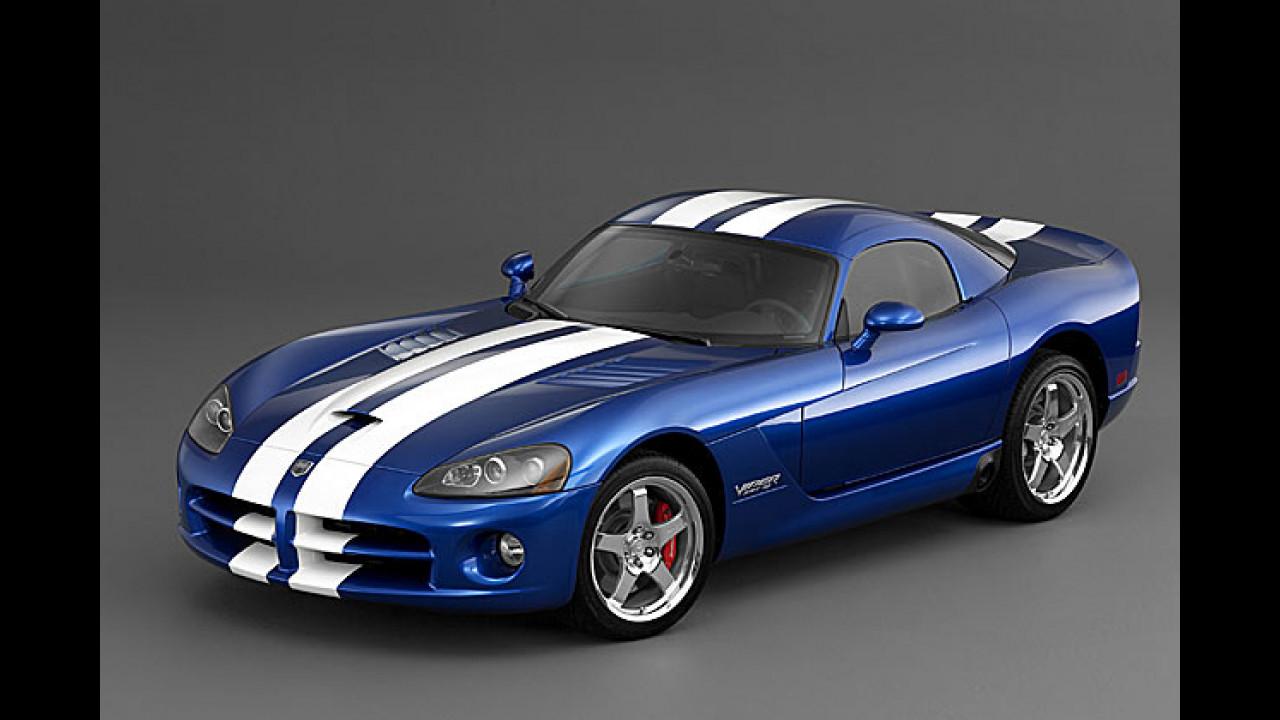 Dodge Viper SRT 10: 3,9 sec